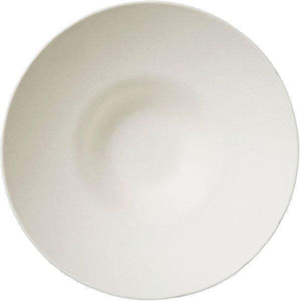 Bio tiefer Teller, Bagasse, ø 19 cm