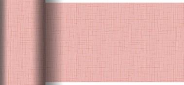 Tischläufer Papier, rosa, 0.15x20m