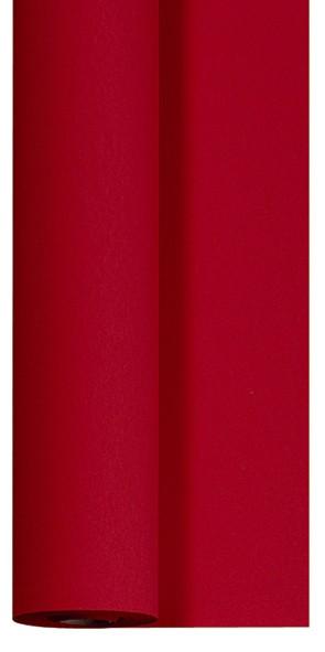 Tischtuchrolle, rot, 1.18x25 m