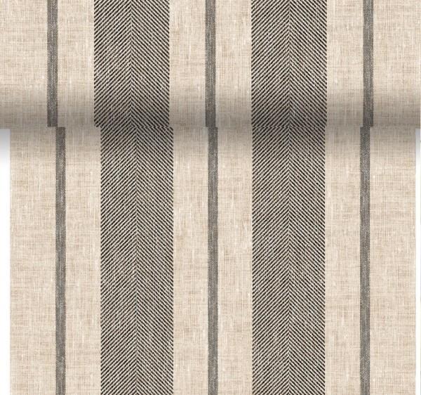 tischset tischl ufer t te t te papier beige grau 40x480cm tischdeko. Black Bedroom Furniture Sets. Home Design Ideas