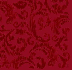 Dunilin Servietten, Bordeaux, 40 x 40 cm