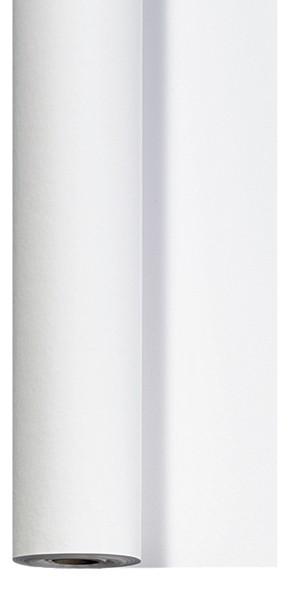 Tischtuchrolle, weiss, 1.18x25 m