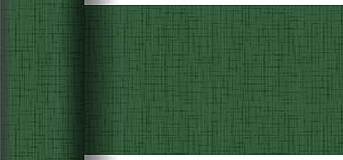 Tischläufer Papier, dunkelgrün, 0.15x20m