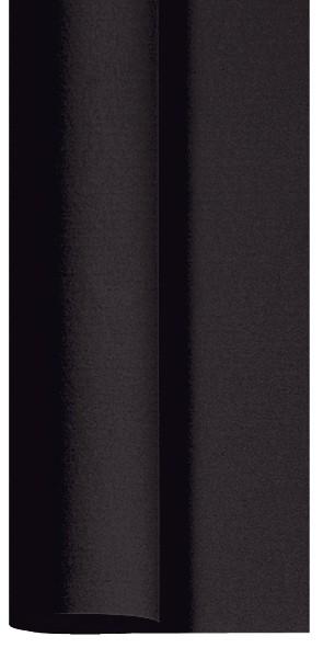 Tischtuchrolle, schwarz, 1.18x25 m