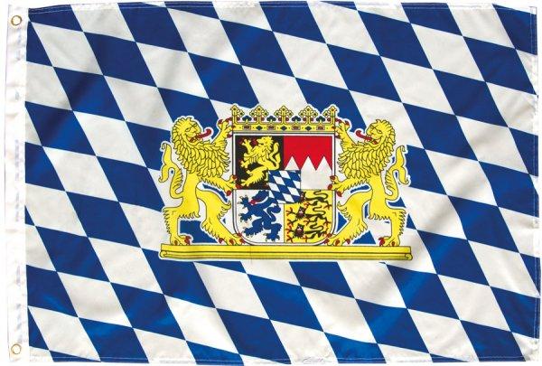 Fahne Oktoberfest Bayernraute, 60 x 90 cm
