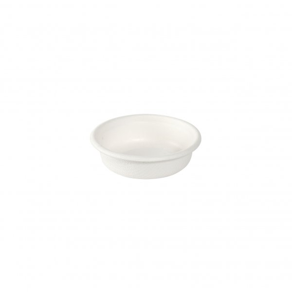 """Bagasse Dressingbecher, Weiss, 0,3 dl, """"Eco"""""""
