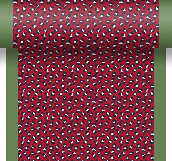 Tischset, Tischläufer, Tête-à-Tête Papier, Rot, 40 x 480 cm