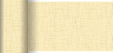 Tischläufer Papier, creme, 0.15x20m