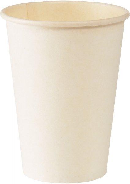 Pappbecher, crème, 21 cl