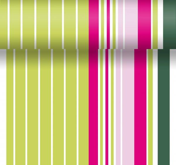 Tischset, Tischläufer, Tête-à-Tête Papier, bunt, 40 x 480 cm