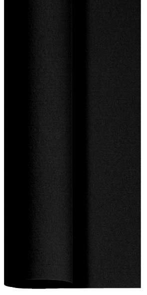 Tischtuchrolle, schwarz, 118 cm x 10 m
