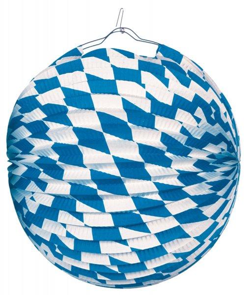 Lampion Bayern, Oktoberfest, Ø 25 cm