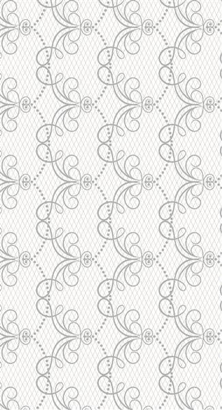 Tischdecke Papier, grau, 138x220cm