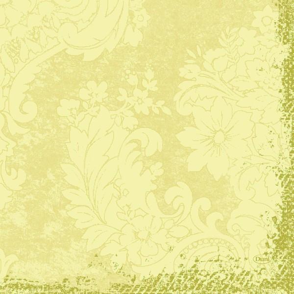 Zelltuch-servietten, creme, 33x33 cm