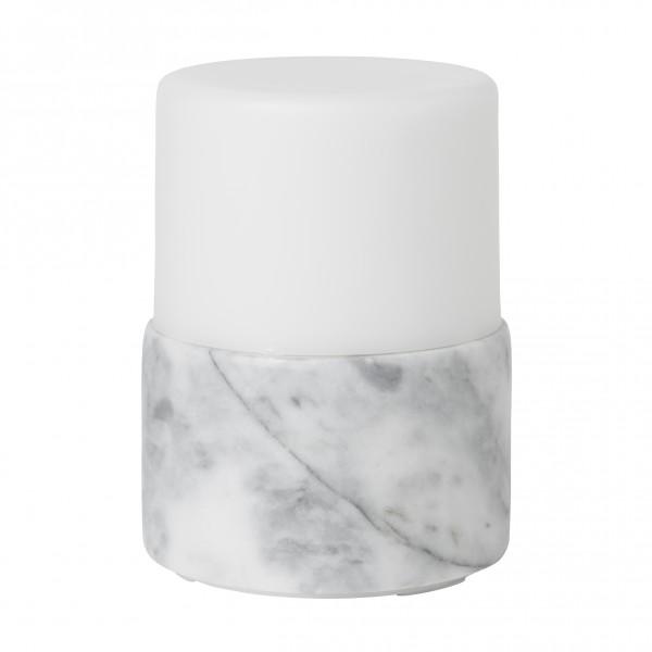 LED-Kerzenhalter, Good Concept, Marmor, 105 x 75 mm