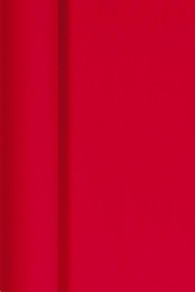 Tischtuchrolle, Dunisilk, Rot, 1,18 x 5 cm