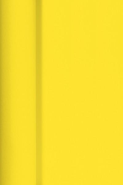 Tischtuchrolle, gelb, 118 cm x 5 m